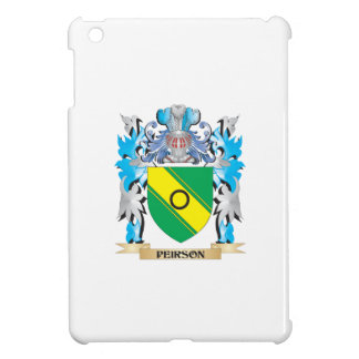 Peirson Coat of Arms - Family Crest iPad Mini Cover