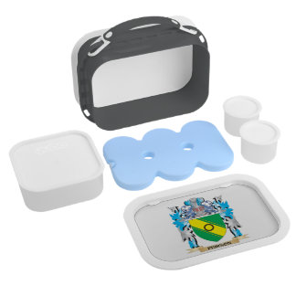 Peirson Coat of Arms - Family Crest Yubo Lunch Box