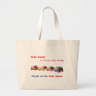 Peke Train - Bound for Glory Bag