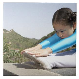Pekín, China, 2007 3 Azulejo Ceramica