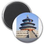Pekín el Templo del Cielo Imán De Frigorífico