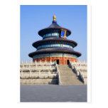 Pekín el Templo del Cielo Postal