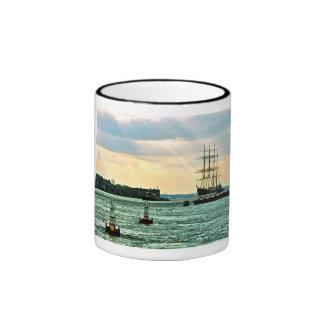 Peking  - Arethusa Ringer Coffee Mug