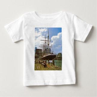 Peking, formerly TS Arethusa, in New York Baby T-Shirt