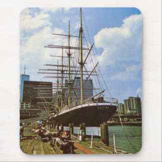 Peking, formerly TS Arethusa in New York Mouse Pad