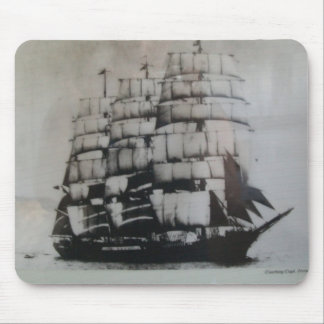 Peking, Four masted barque 1906 Mouse Pad