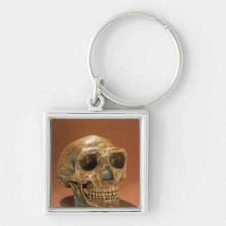 Peking Man s reconstructed skull Key Chain