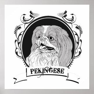 PEKINGESE 2 POSTER