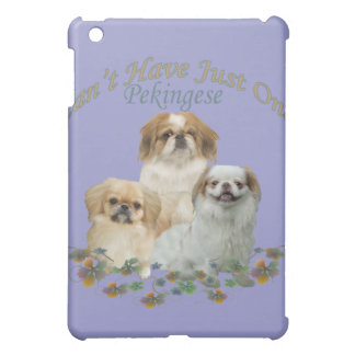 Pekingese Can't Have Just One IPAD Case