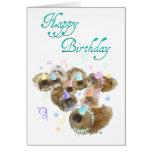 Pekingese Celebration Group Greeting Card