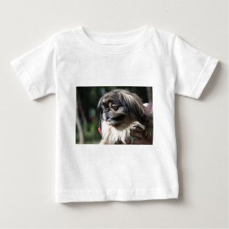 Pekingese dog baby T-Shirt