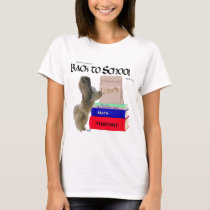Pekingese Dog Back to School T-Shirt