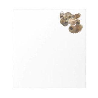 Pekingese Group Notepad