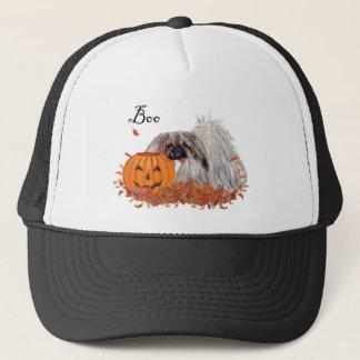 Pekingese Halloween Trucker Hat