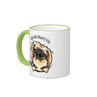 Pekingese IAAM Coffee Mug