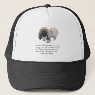 Pekingese Keepsake - FEMALE Trucker Hat