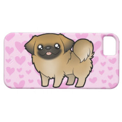 Case-Mate Vibe iPhone 5 Case with Pekingese Phone Cases design