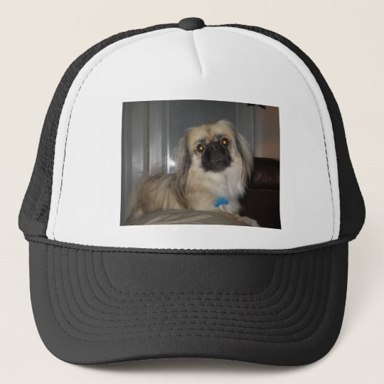 Pekingese Products Trucker Hat