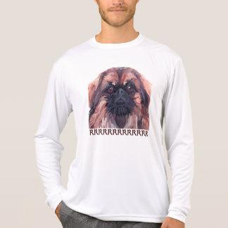 "Pekingese ""Tough Tiger Bailey"" Mens T-Shirt"