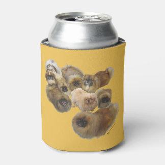 Pekingese Can Cooler