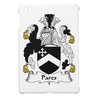Pela el escudo de la familia iPad mini cárcasa