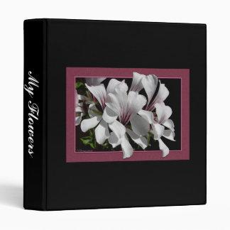 Pelargonium Binder
