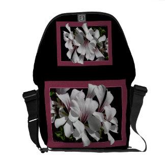 Pelargonium Courier Bag