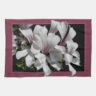 Pelargonium Toalla De Mano