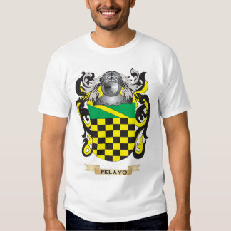 Pelayo Coat of Arms (Family Crest) Tshirt