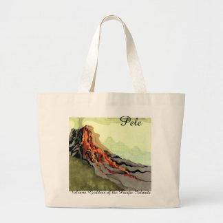 Pele Jumbo Tote Bag