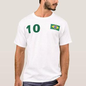 Pele - God of Soccer T-Shirt