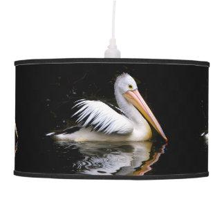 PELECANUS CONSPICILLATUS (Australian pelican) ~ Hanging Lamps