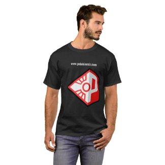 Pelekinesis Logo, About Halfway Down T-Shirt