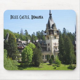 Peles Castle, Romania Mouse Pad