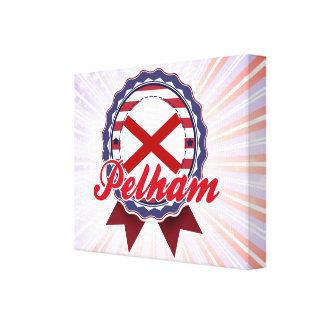 Pelham, AL Gallery Wrap Canvas