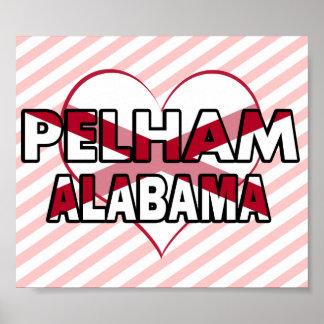 Pelham, Alabama Print
