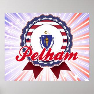 Pelham, MA Poster