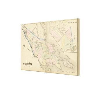 Pelham, Pelham Manor, New York Canvas Prints