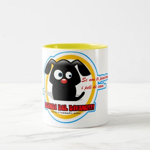 peli-di-cane-sfondo2 taza de dos tonos