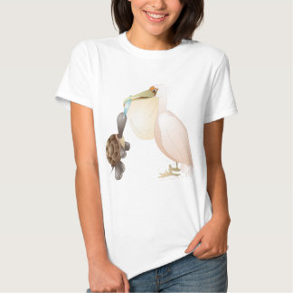 pelican and turtle shirt