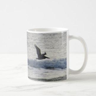 Pelican at Dusk Coffee Mug