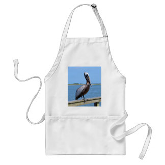 Pelican At Southport Adult Apron