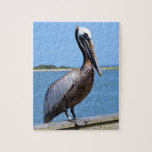 Pelican At Southport Jigsaw Puzzles
