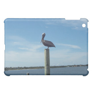 Pelican at the Pier Cover For The iPad Mini