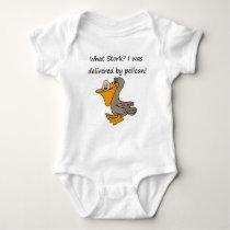 Pelican Baby Bodysuit