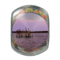 Pelican Bar Jelly Belly Candy Jars at Zazzle