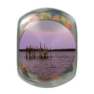Pelican Bar Jelly Belly Candy Jars