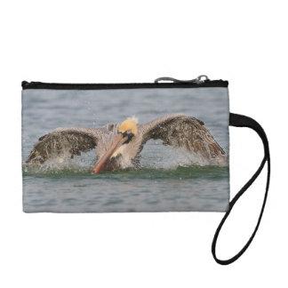 Pelican Bath Time Coin Purse
