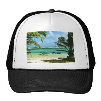 Pelican Beach Belize Trucker Hat