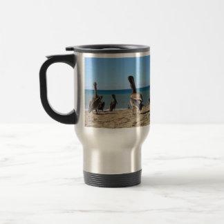 Pelican Beach Bums Mugs